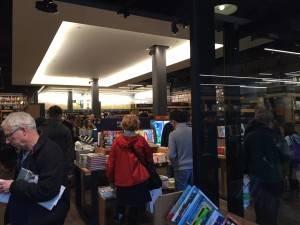 Amazon bookstore landscape