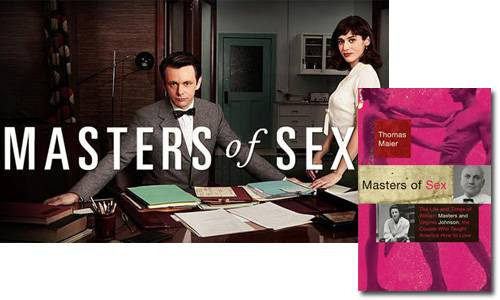 Masters of Sex Show and Adapted Book