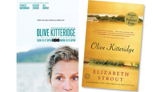Olive Kitteridge Show and Adapted Book