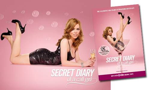 Secret Diary of a Call Girl Show and Adapted Book
