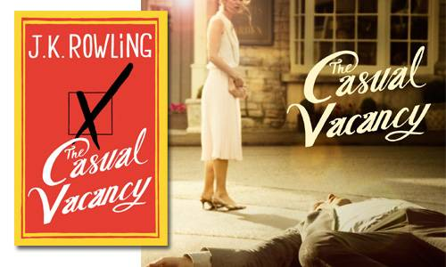 The Casual Vacancy Show and Adapted Book