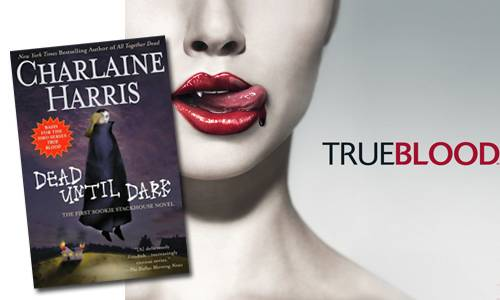 True Blood Show and Adapted Book