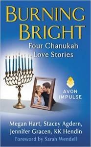 Burning Bright Chanukah Anthology