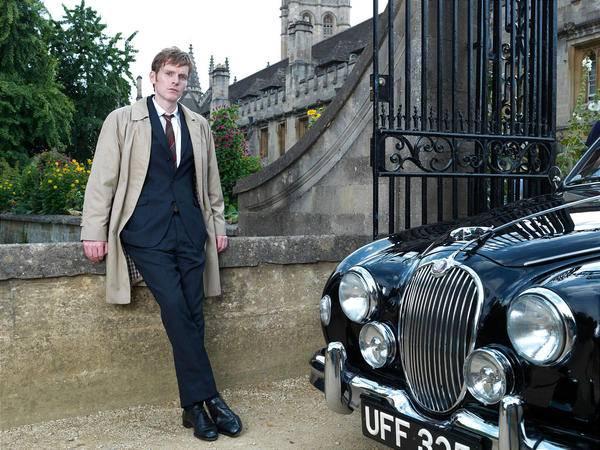 Endeavour | British Drama
