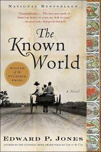 cover of The Known World by Edward P. Jones