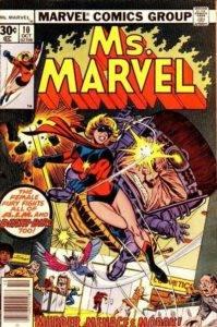 Ms. Marvel punches MODOK