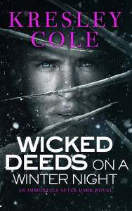 Wicked Deeads on a Winter Night by Kresley Cole