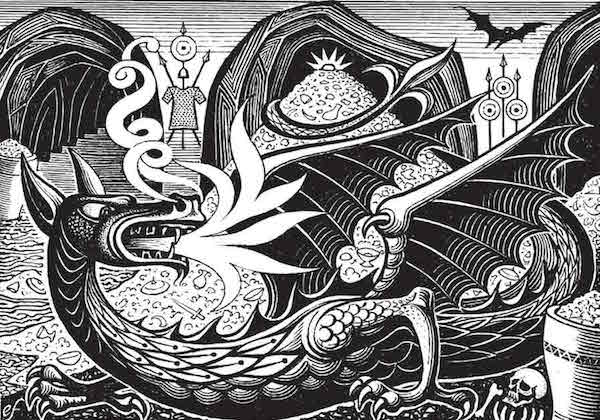 The Hobbit | 10 Folio Society Books to Give to Your Children This Christmas
