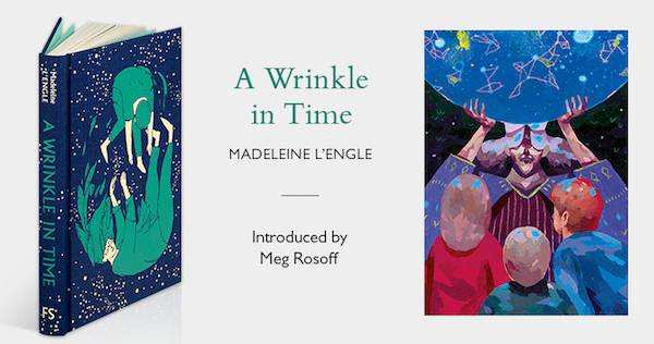 A Wrinkle in Time | 10 Folio Society Books to Give to Your Children This Christmas