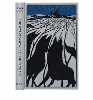 The Wolves of Willoughby Chase | 10 Folio Society Books to Give to Your Children This Christmas