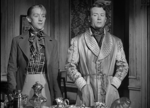 Great Expectations 1946 - Pip and Pocket snide look