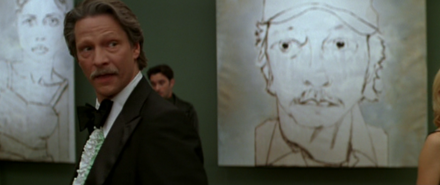 Great Expectations 1998 - Joe and drawing