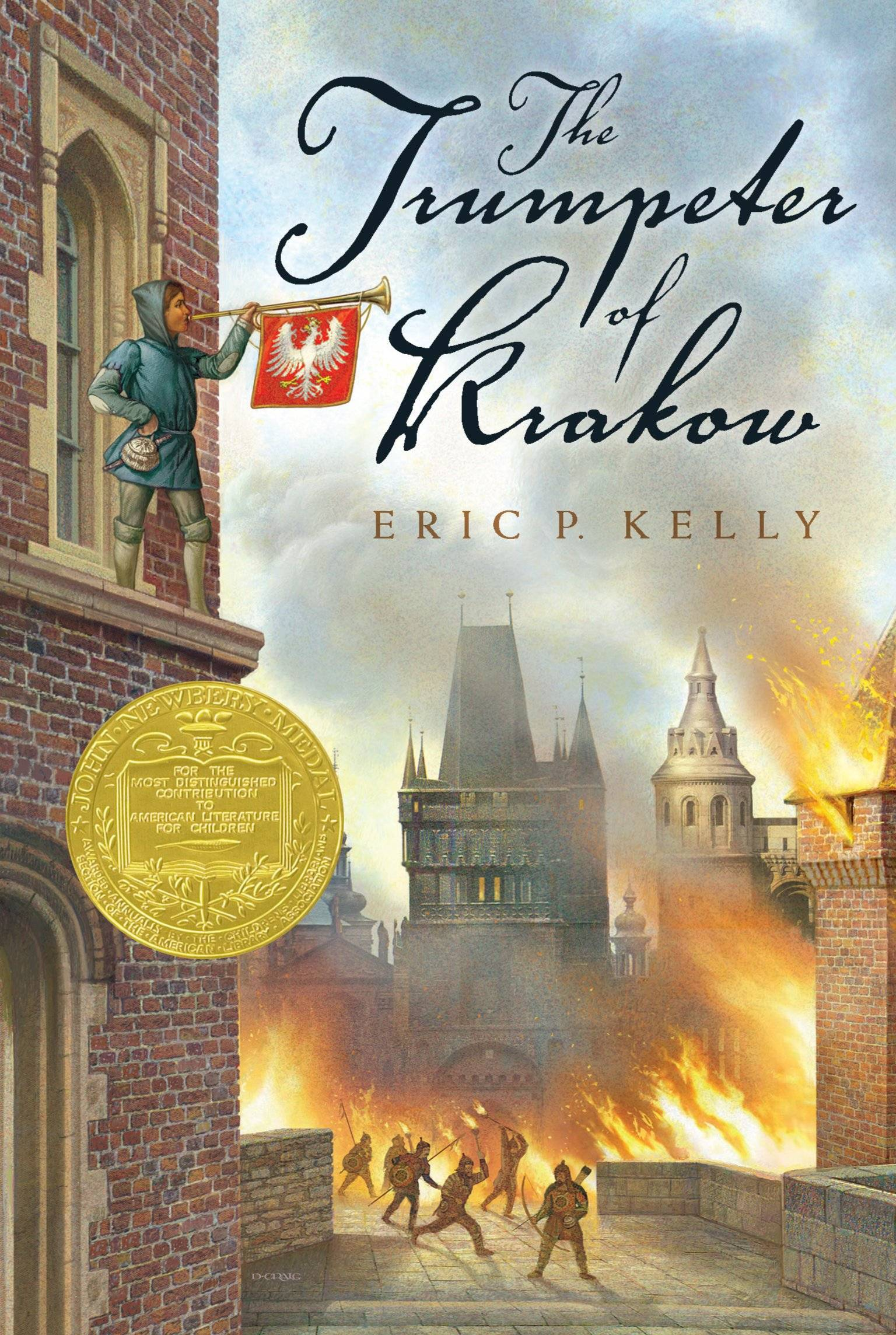 The Trumpeter of Krakow by Eric P Kelly
