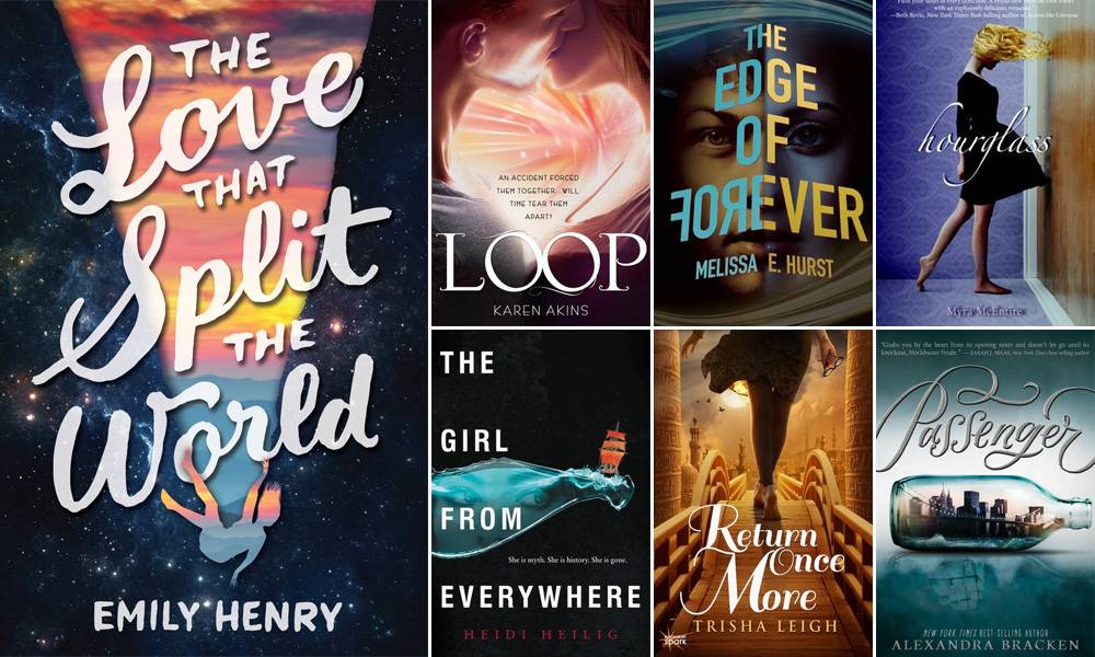 love split the world banner books