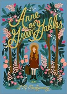Anne of Green Gables by L.M. Montgomery cover