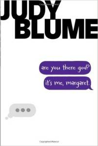 Are You There, God? It's Me, Margaret by Judy Blume cover