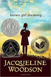 Brown Girl Dreaming by Jacqueline Woodson cover