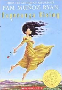 Esperanza Rising by Pam Munoz Ryan cover