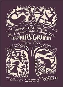 First-Edition-Brothers-Grimm-Jack-Zipes-Book-Cover