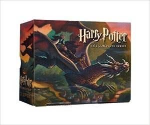 Harry Potter J.K. Rowling box set