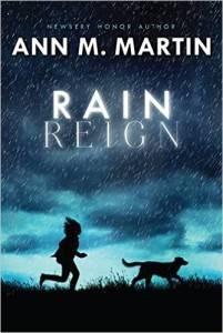 Rain Reign by Ann M. Martin cover