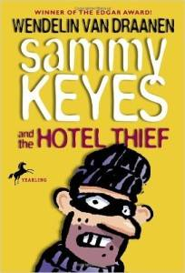 Sammy Keyes and the Hotel Thief by Wendelin Van Draanen cover