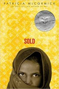 Sold by Patricia McCormick cover
