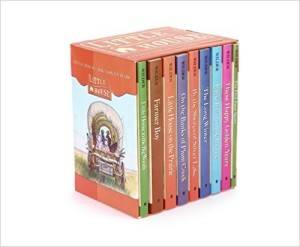 The Little House series by Laura Ingalls Wilder box set