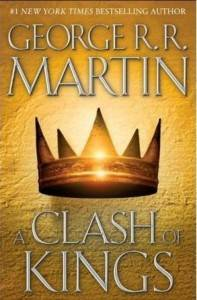 A Clash of Kings by George R R Martin