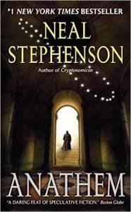 Anathem by Neal Stephenson cover
