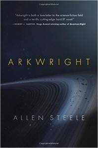 Arkwright by Allen Steele cover