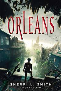Orleans by Sherri Smith cover