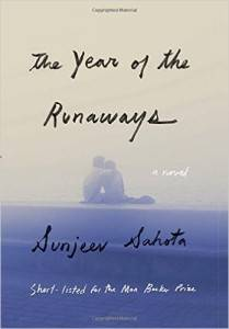 cover of the year of the runaways by sunjeev sahota