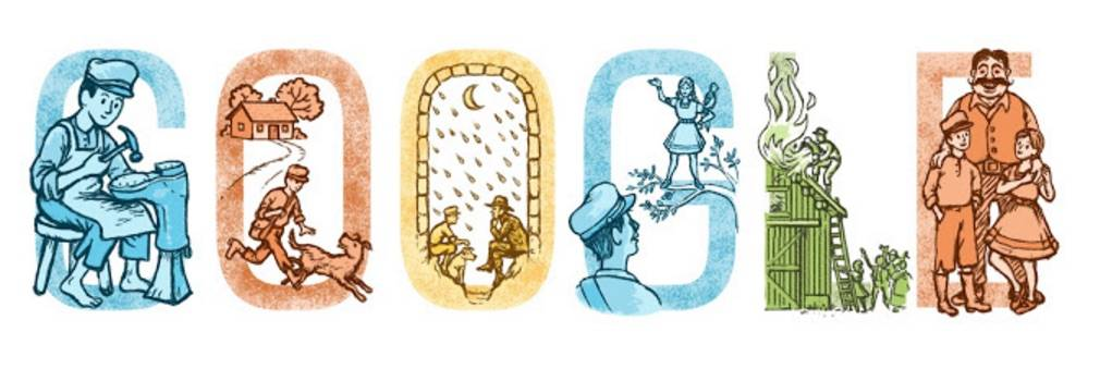 4:18:14 Ivana Brlić Mažuranić's 140th Birthday (born 1874) Croatia