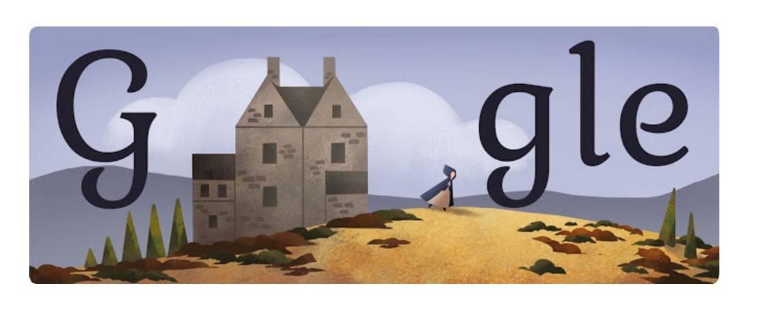 4:21:14 Charlotte Brontë's 198th Birthday Russia UK
