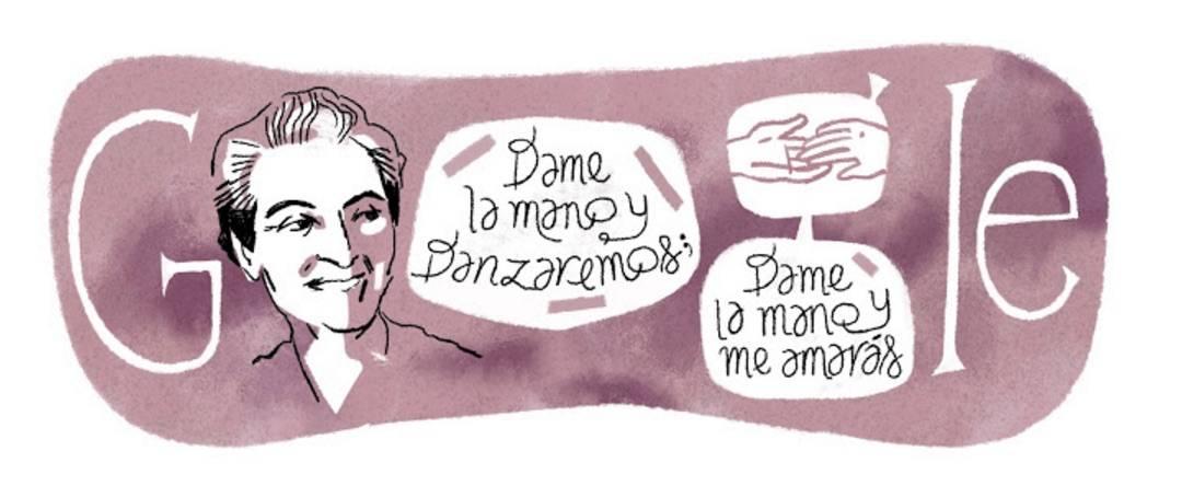 4:7:15 Gabriela Mistral's 126th Birthday Mexico