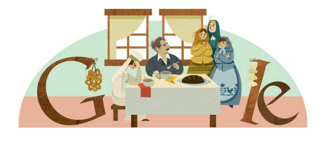 6:4:14 Julija Beniuševičiūtė-Žymantienė's 169th Birthday Lithuania