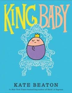 King Baby Kate Beaton