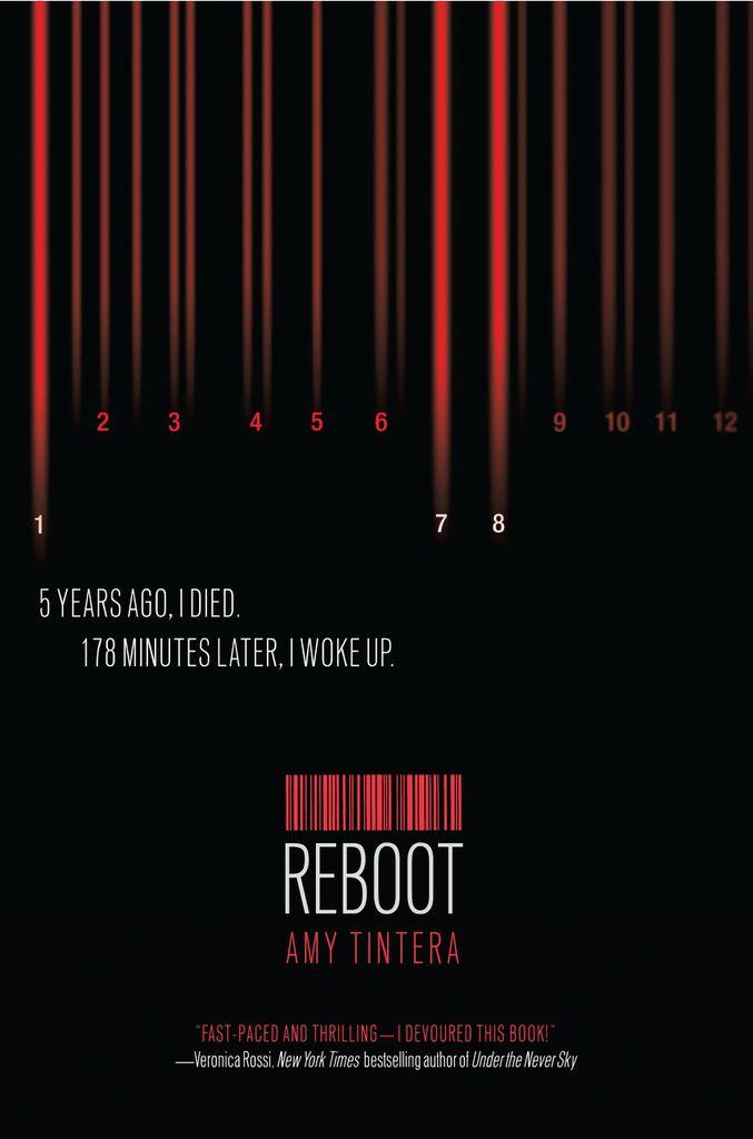 Reboot Amy Tintera