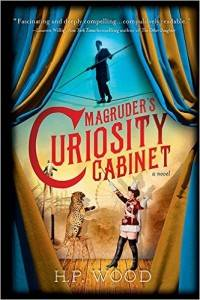 Magruder's Curiosity Cabinet Cover