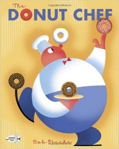The Donut Chef Bob Staake