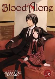 blood alone manga