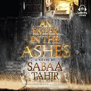ember in the ashes audiobook