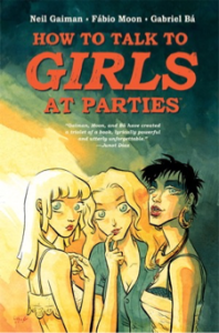 The cover of How to Talk to Girls at Parties by Neil Gaiman