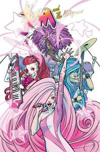 jem and the holograms vol 1