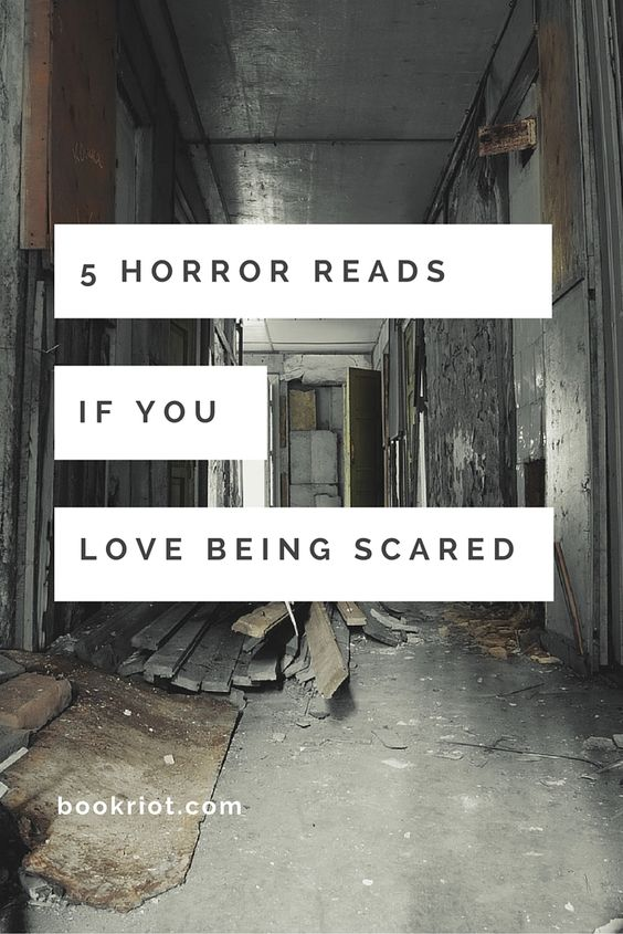 5 Horror Novels To Read If You Love Being Afraid | horror books | horror | scary books | book list | halloween | #books