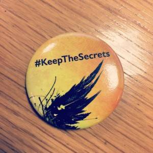 Harry Potter Cursed Child Badge