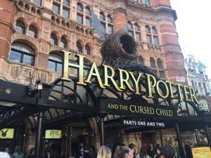 Harry Potter Cursed Child Theatre