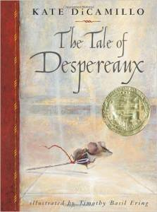 Kate DiCamillo The Tale of Despereaux