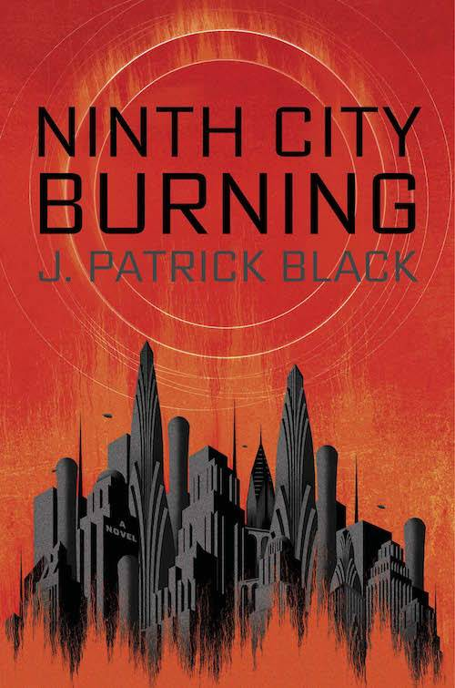 Ninth City Burning Cover Art